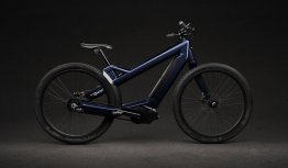 An image of an EBike coming from a company called RIDE!